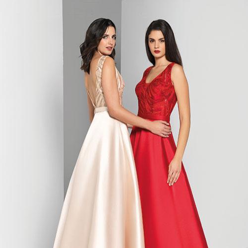Abiball Abendkleider