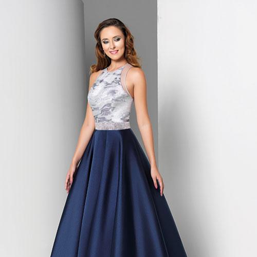 Abiball-Abendkleider